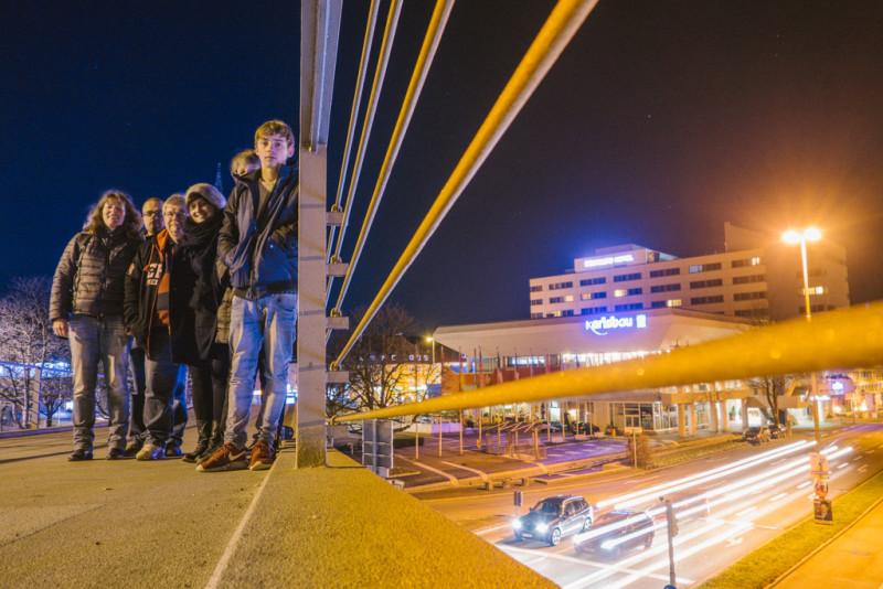Gruppenfoto Workshop Langzeitbelichtung